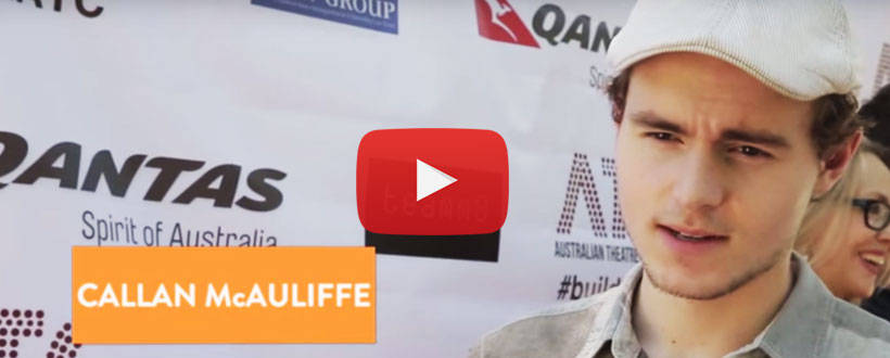 Callan McAuliffe weighs in on shoe trends