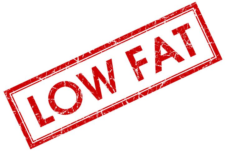 Low Fat Unhealthy