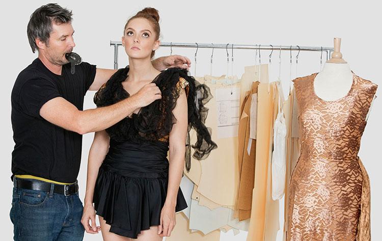 fashion model job