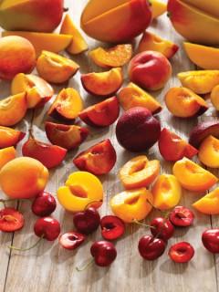Stoned Fruits