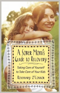 A Sober Mom's Guide to Recovery book cover